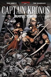 Captain Kronos Collection - Abnett, Dan
