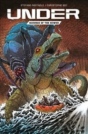Under: Scourge of the Sewer - Raffaele, Stefano