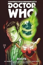 Doctor Who : The Eleventh Doctor : The Sapling 2 : Roots - Culbarb, I.N.J.