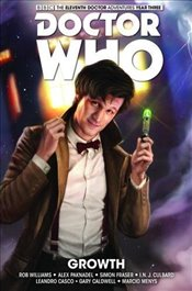 Doctor Who Growth 7 (Dr Who) (The Eleventh Doctor) - Williams, Rob