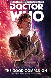 Doctor Who: The Tenth Doctor Facing Fate Volume 3 - Second Chances - Abadzis, Nick