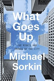 What Goes Up : The Right and Wrongs to the City - Sorkin, Michael