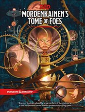 Mordenkainens Tome of Foes : Dungeons & Dragons Accessories -