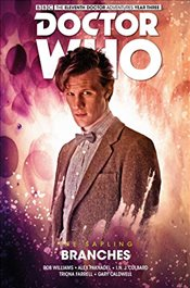 Doctor Who: The Eleventh Doctor, The Sapling , Branches - Paknadel, Alex