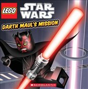Lego Star Wars: Darth Mauls Mission (Episode 1) - Scholastic,