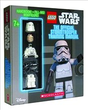 LEGO STAR WARS The Official Stormtrooper Handbook - Scholastic,