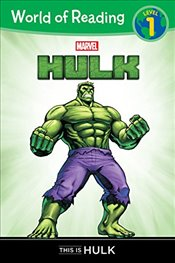 World of Reading: Hulk This Is Hulk (World of Reading Marvel) - Group, Marvel Book