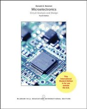 Microelectronics Circuit Analysis and Design 4e ISE - Neamen, Donald A.