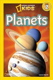 National Geographic Kids Readers: Planets (National Geographic Kids Readers: Level 2) - Carney, Elizabeth