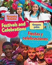 Comparing Countries: Festivals and Celebrations (English/Spanish) (Dual Language Learners) - Crewe, Sabrina