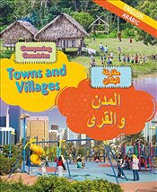 Comparing Countries: Towns and Villages (English/Arabic) (Dual Language Learners) - Crewe, Sabrina