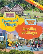 Comparing Countries: Towns and Villages (English/French) (Dual Language Learners) - Crewe, Sabrina