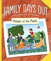 Picnic at the Park (Family Days Out) - Walter, Jackie