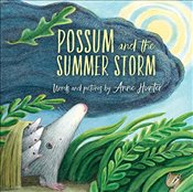 Possum and the Summer Storm - Hunter, Anne