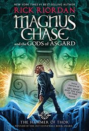 Magnus Chase and the Gods of Asgard, Book 2 the Hammer of Thor - Riordan, Rick