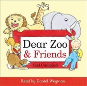 Dear Zoo and Friends Audio - Campbell, Rod