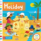 Busy Holiday   - Braun, Sebastien
