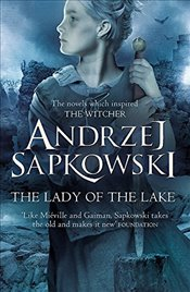 Lady of the Lake : Witcher Saga : Book 5 - Sapkowski, Andrzej