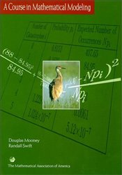Course in Mathematical Modeling (Mathematical Association of America Textbooks) -