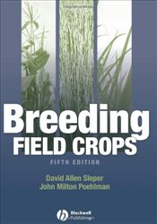 Breeding Field Crops - Sleper, David Allen
