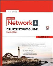 CompTIA Network+ Deluxe Study Guide: Exam N10-007 - Lammle, Todd