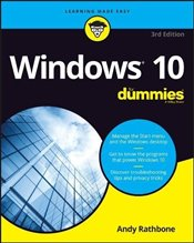 Windows 10 For Dummies (For Dummies (Computer/Tech)) - Rathbone, Andy