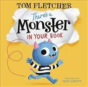 There's a Monster in Your Book - Fletcher, Tom