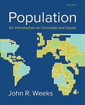 Population 12E : An Introduction to Concepts and Issues - Weeks, John R.