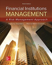 Financial Institutions Management 9E : A Risk Management Approach - Saunders, Anthony
