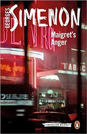 Maigrets Anger : Inspector Maigret  - Simenon, Georges