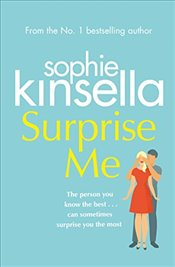 Surprise Me - Kinsella, Sophie