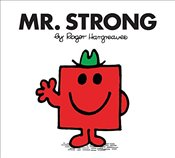 Mr. Strong (Mr. Men Classic Library) - Hargreaves, Roger