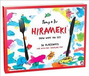 Hirameki : 36 Placemats: Draw What You See - Peng & Hu