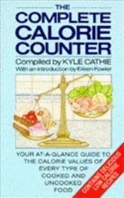 Complete Calorie Counter - Cathie, Kyle