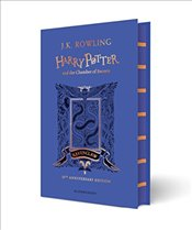 Harry Potter and the Chamber of Secrets – Ravenclaw Edition - Rowling, J. K.