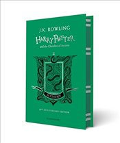 Harry Potter and the Chamber of Secrets – Slytherin Edition - Rowling, J. K.