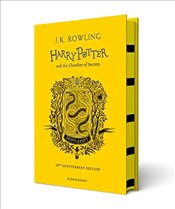Harry Potter and the Chamber of Secrets – Hufflepuff Edition - Rowling, J.K.