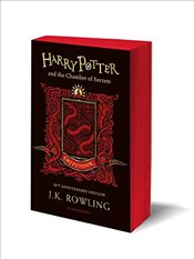 Harry Potter and the Chamber of Secrets – Gryffindor Edition - Rowling, J. K.