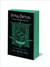 Harry Potter and the Chamber of Secrets – Slytherin Edition - Rowling, J.K.