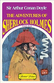 Adventures Of Sherlock Holmes : Purple Book  - Doyle, Arthur Conan