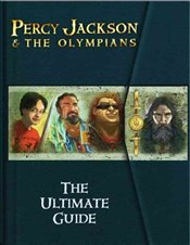 Percy Jackson and the Olympians : The Ultimate Guide  - Riordan, Rick
