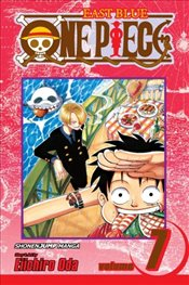 One Piece : Volume 7 - Oda, Eiichiro
