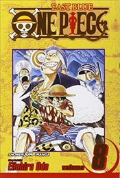 One Piece : Volume 8 - Oda, Eiichiro