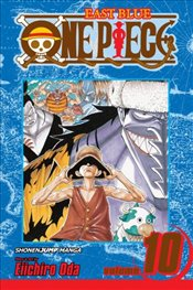 One Piece : Volume 10 - Oda, Eiichiro