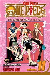 One Piece : Volume 11 - Oda, Eiichiro