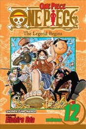 One Piece : Volume 12 - Oda, Eiichiro