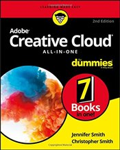 Adobe Creative Cloud All-in-One for Dummies - Smith, Jennifer