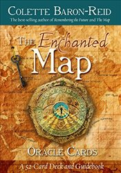 Enchanted Map Oracle Cards - Baron-Reid, Colette