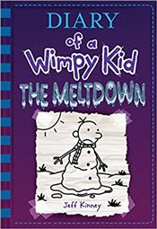 Diary of a Wimpy Kid 13 : The Meltdown - Kinney, Jeff