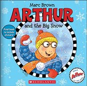 Arthur and the Big Snow - Brown, Marc Tolon